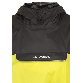 VAUDE Valero Poncho Unisex lemon